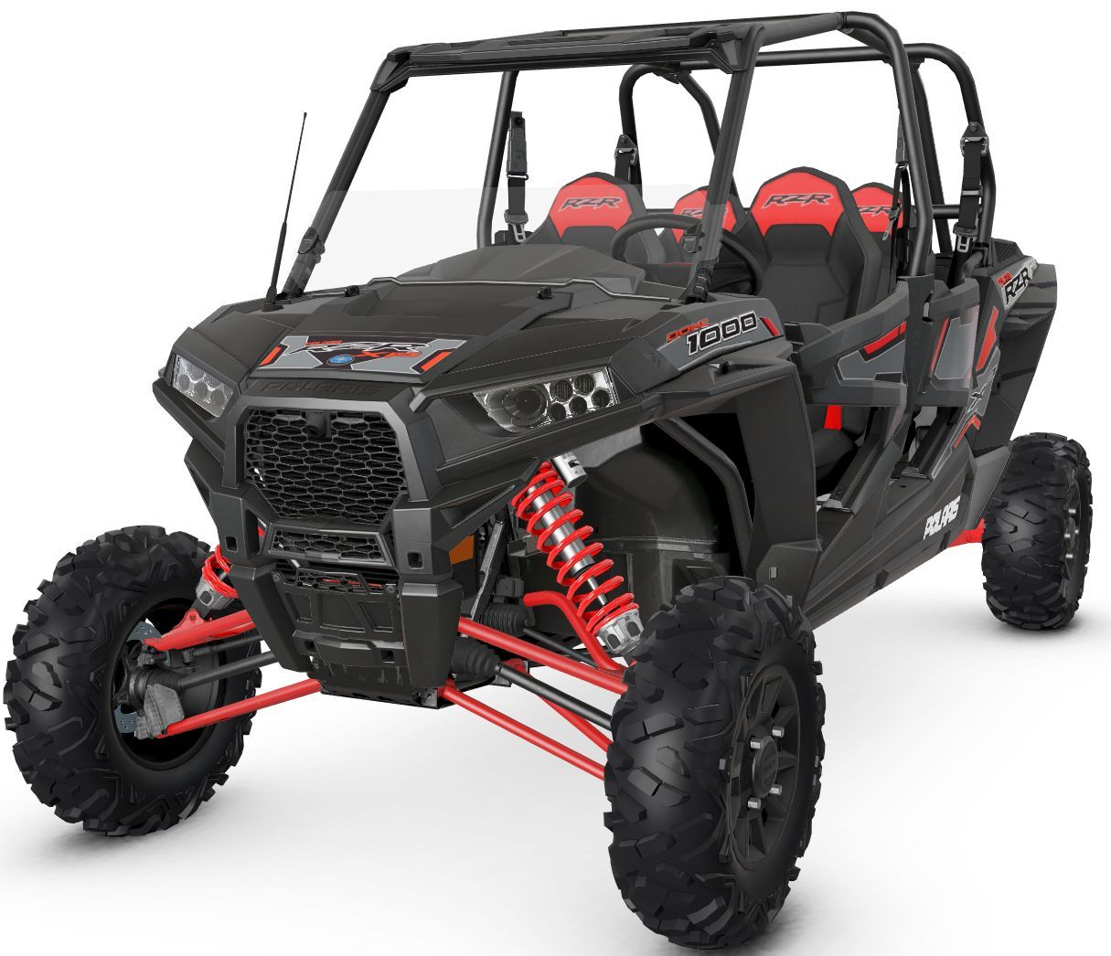 polaris rzr 900 xp 1000 xp turbo lock and ride half. Black Bedroom Furniture Sets. Home Design Ideas