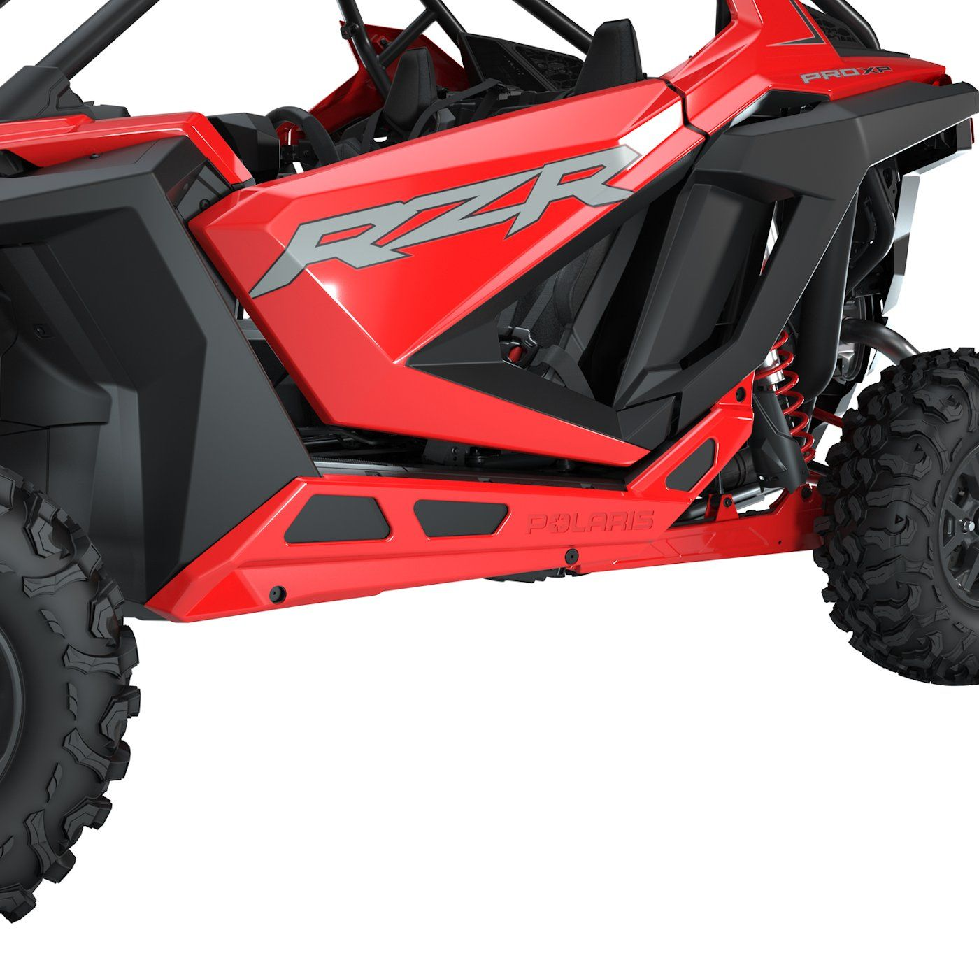 Polaris Rzr Pro Xp Low Profile Rock Sliders
