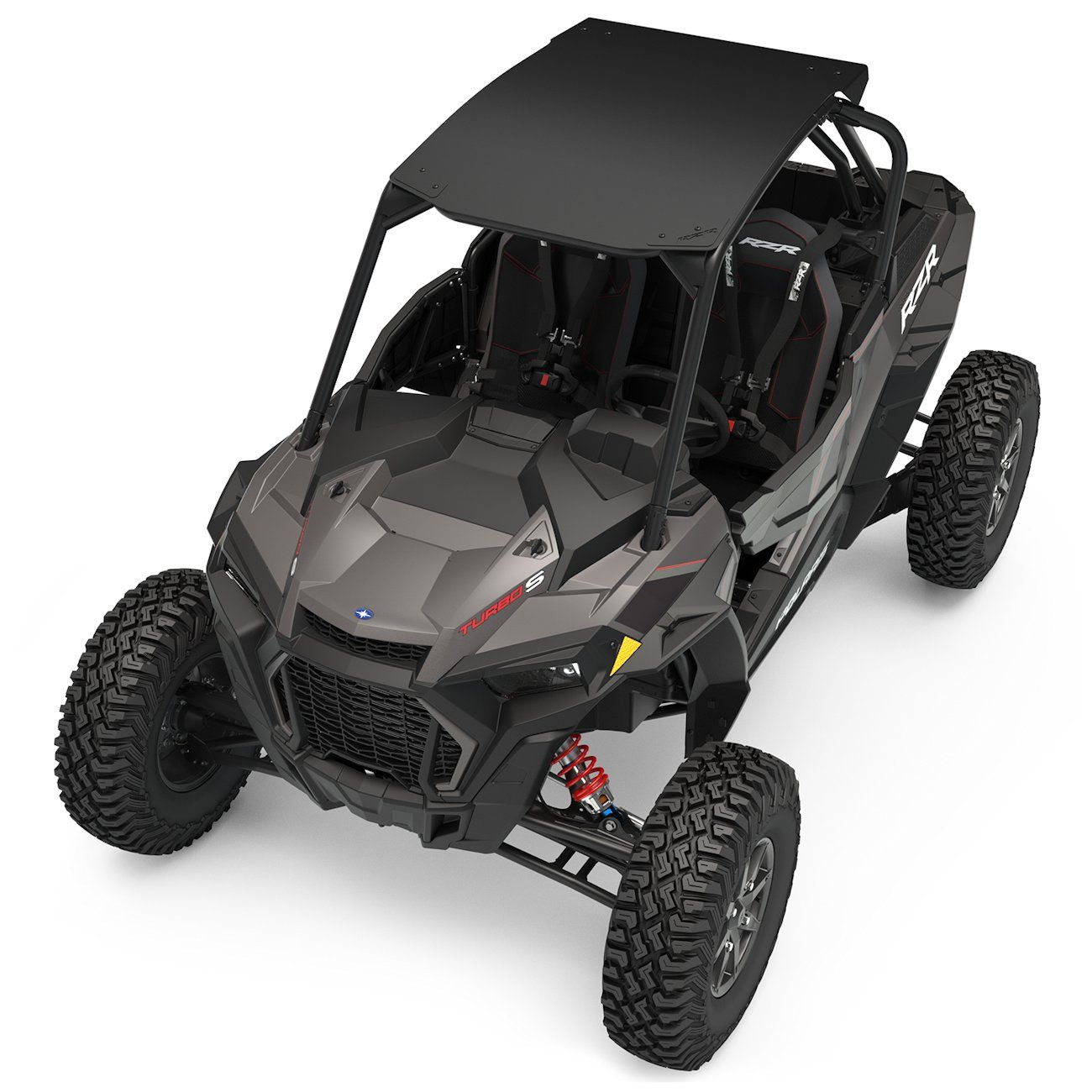 Polaris Rzr Xp Turbo S Aluminum Roof
