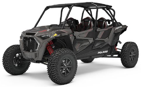 Polaris RZR XP-4 Turbo S
