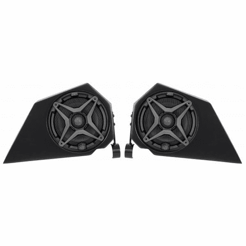 "Polaris Slingshot Side Panel Speaker Pods with 120 watt 6 1/2"" Speakers (PAIR)"