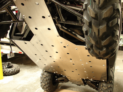 Skid Plates | Protection