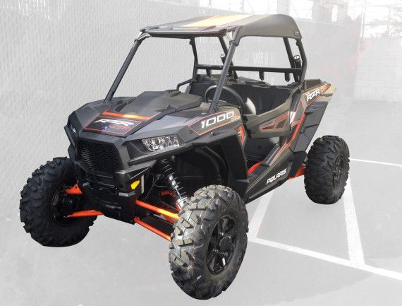 PRP RZR XP 1000 Soft Top w/ Orange or Red Accents