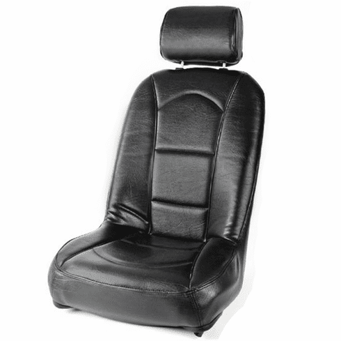 Race Trim Low Back Yamaha Rhino Seat w/ Adjustable Headrest
