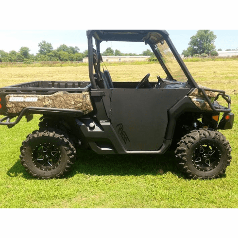 Rage Fab Can Am Defender Half Doors Side By Side Sports