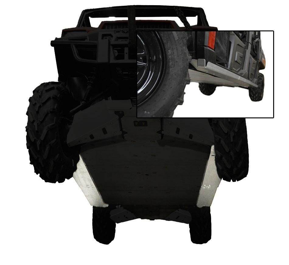 Ranger Xp 900 Xp 1000 Crew Rock Sliders