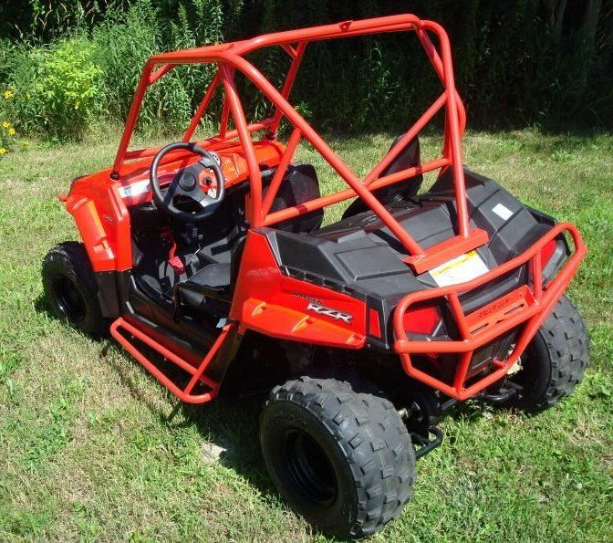 Polaris Ace For Sale >> RT Pro Polaris RZR 170 Roll Cage
