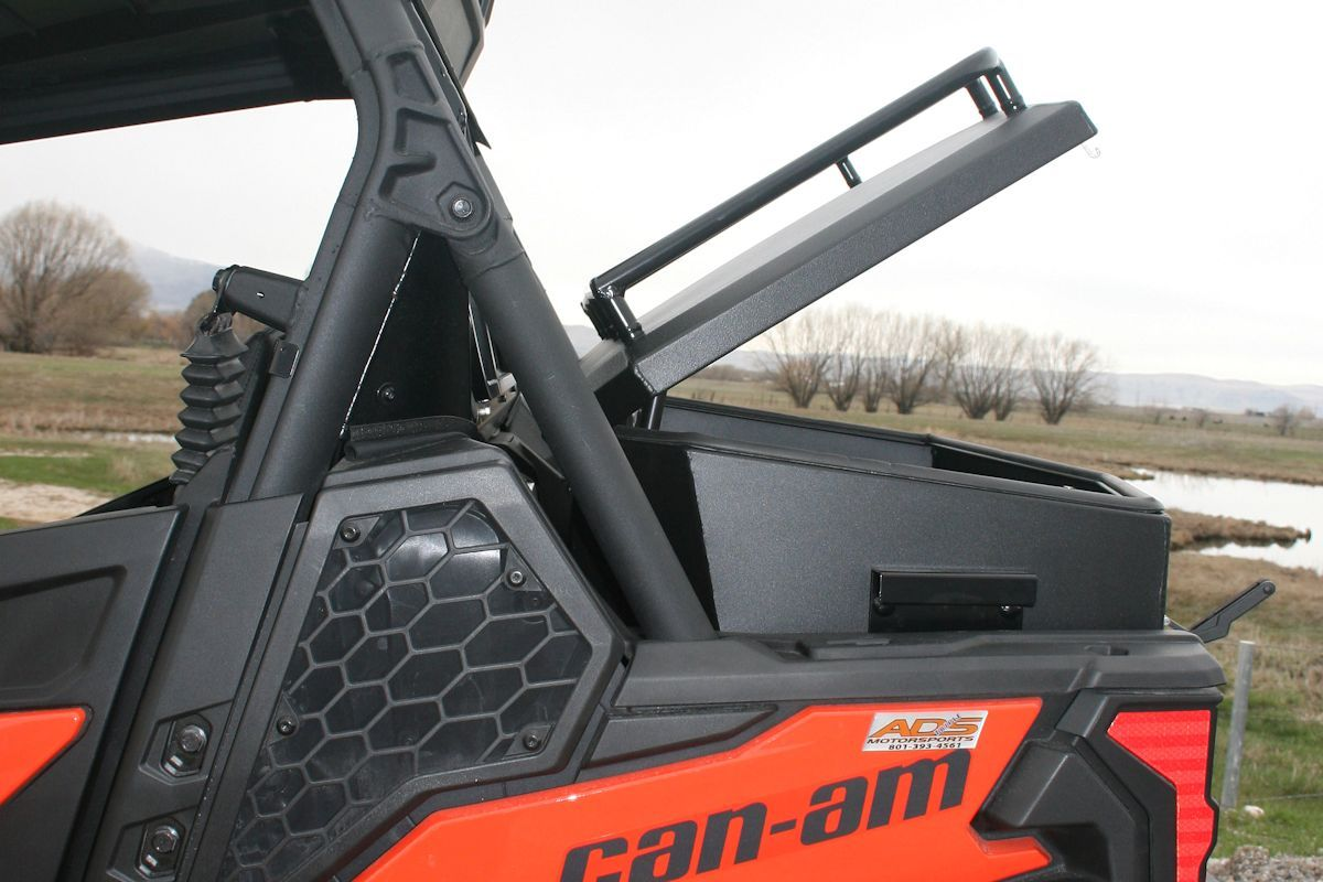 Ryfab Can Am Maverick Trail Sport Aluminum Cargo Box