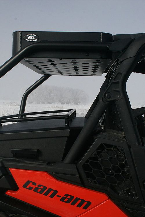 Ryfab Can Am Maverick Trail Sport Cargo Rack