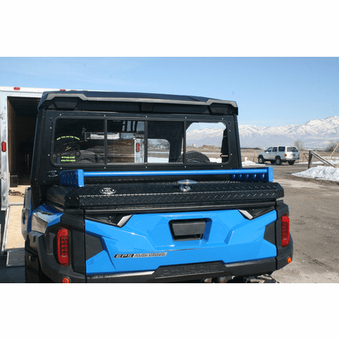 Ryfab Polaris General Bed Cover with Rack