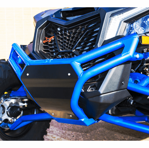 S3 Powersports Can Am Maverick X3 Front Bumper Side By
