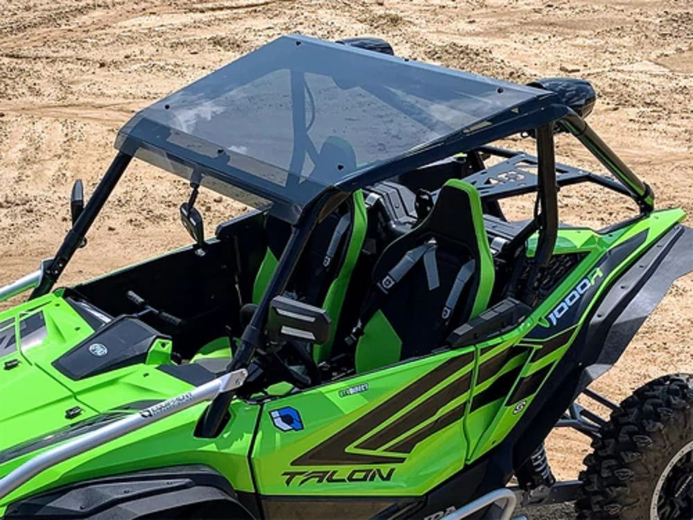 Spike Power Sports Honda Talon Tinted Polycarbonate Roof
