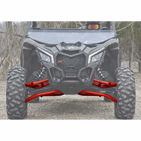 Super ATV Can-Am Maverick X3 High Clearance Front A Arms