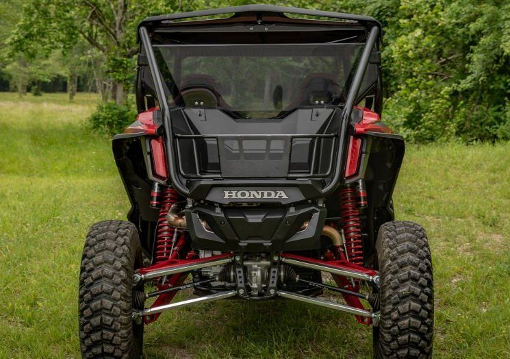 Super Atv Honda Talon Bed Enclosure