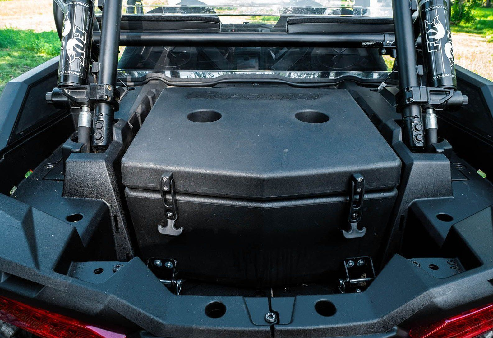 Super Atv Rzr Xp Xp Turbo Rear Insulated Cargo Cooler Box