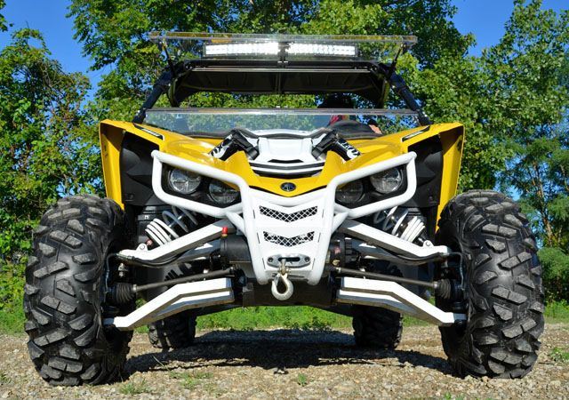 Super Atv Yamaha Yxz1000r Front Bumper Side By Side Sports