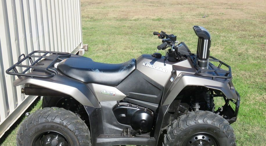Sya 2008 2017 Suzuki King Quad 400 Warrior Snorkel Kit