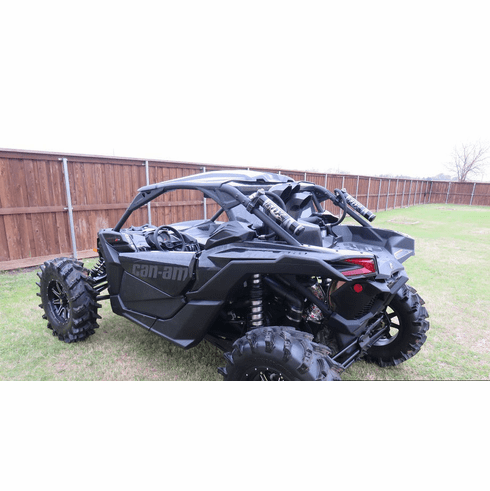 SYA Can-Am Maverick X3 Turbo Warrior Riser Snorkel Kit