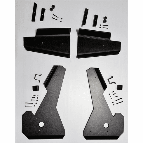 Trail Armor Yamaha YXZ 1000R iMpact A-Arm CV Front and Rear Trailing Arm  Guards