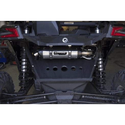 Two Brothers Can-Am Maverick X3 Turbo S1R Slip-On Exhaust