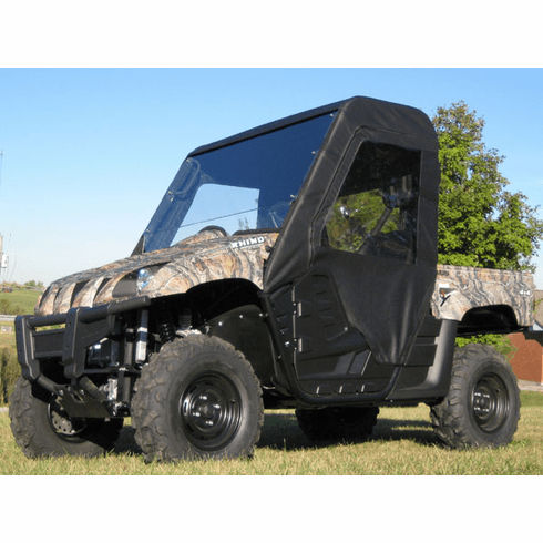 Yamaha Rhino Full Cab Enclosure With Lexan Windshield Fits
