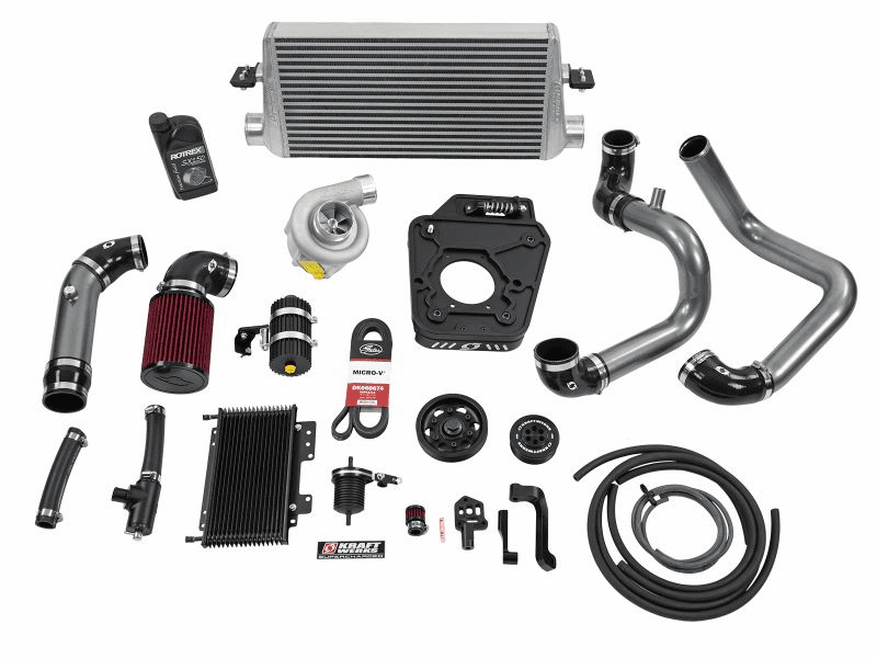 06-09 Honda S2000 Supercharger System W/O Tuning