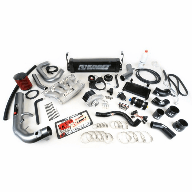 06-11 Honda Civic Si Supercharger System w/o Tuning Solution