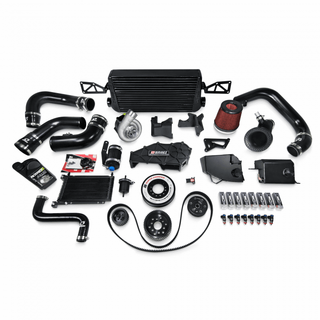 10-15 Chevrolet Camaro SS Supercharger System - Black Edition w/o Tuning Solution