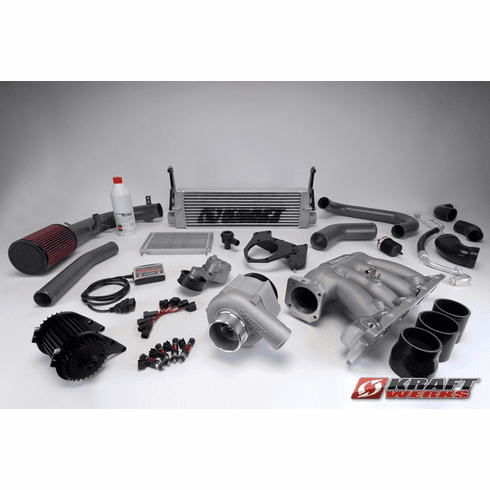 12-2013 Civic Si Kraftwerks Supercharger Kit