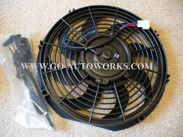 "12"" Slimline Cooling Fan"