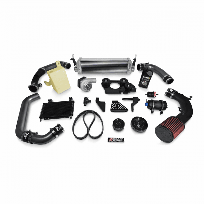 13-17 Subaru BRZ/ FRS/ FT86 Supercharger System - Race Black Edition w/o Tuning Solution