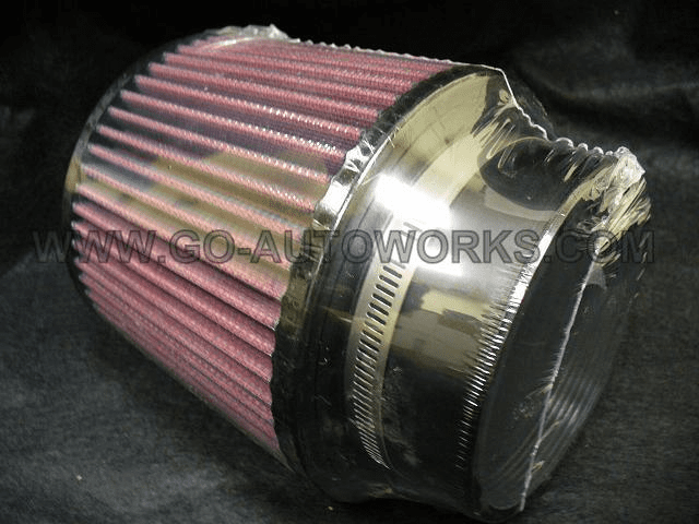 "2.5"" Inlet Turbo Air Filter"