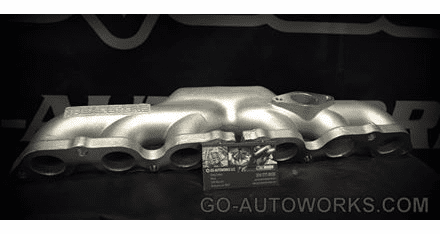 2JZ GE Cast Stainless Turbo Manifold T4