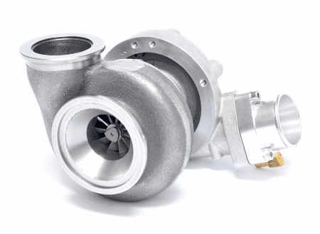 Compact Garrett GT2560R (aka GT28R) with V-band In / Out Turbine Housing