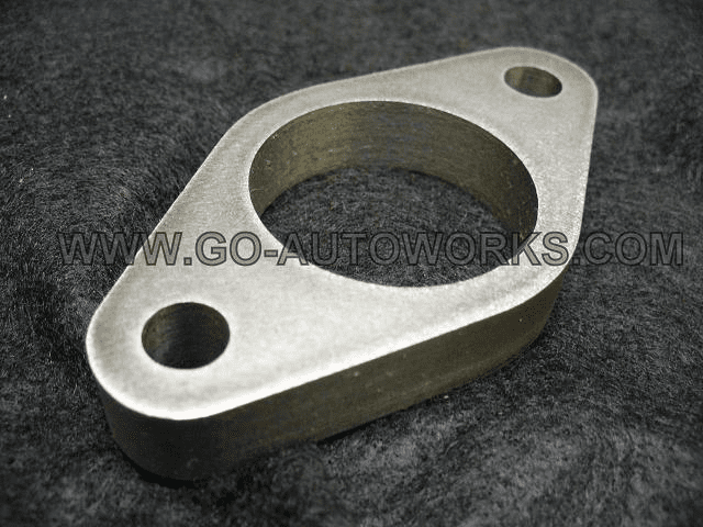 Drilled 38mm Wastegate Weld flange