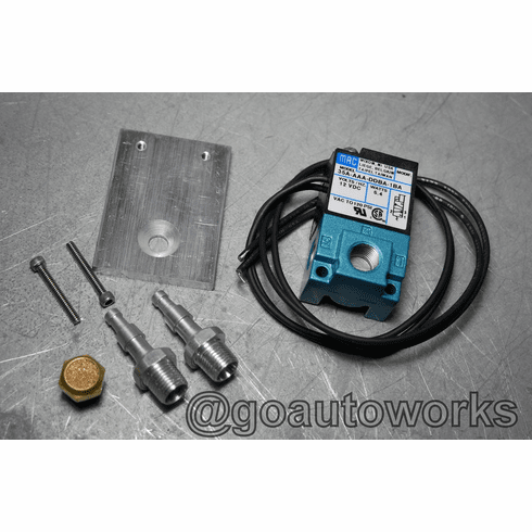Electronic Boost Solenoid 3 port kit