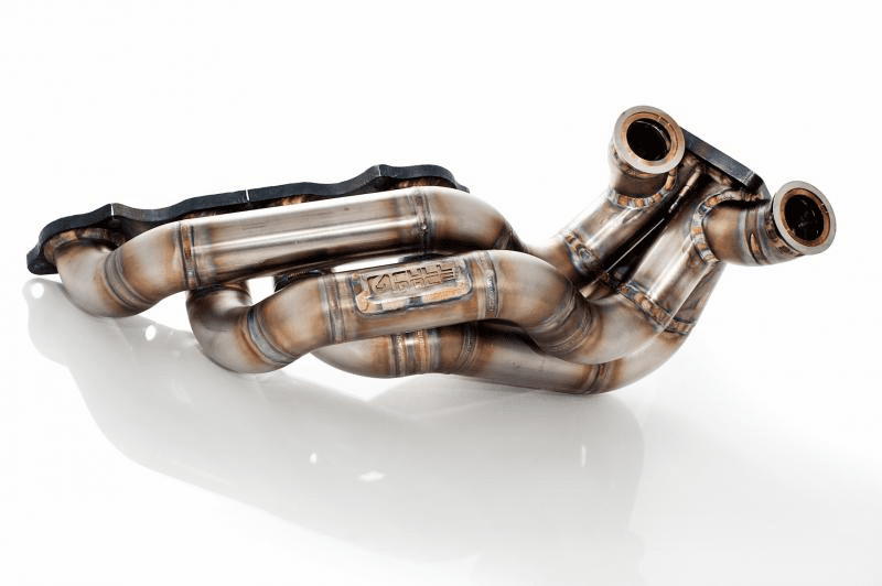 Full-Race S2000 Forward Mount Twin Scroll Turbo Manifold F20C F22C