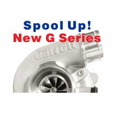 Garrett G Series Turbochargers