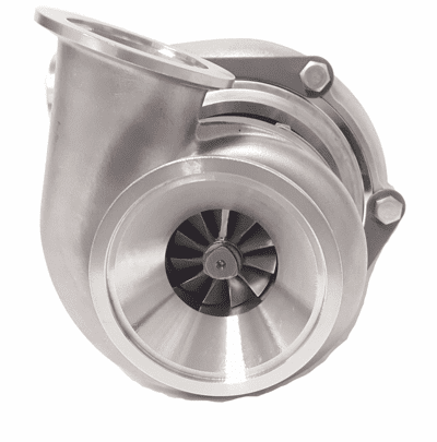 """Garrett GT2554R 3"""" in/ 2"""" out Anti-surge, with Stainless .64 A/R V-band in/out"""