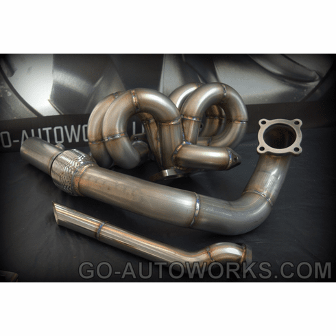 GO-AUTOWORKS A/C Ramhorn Combo D or B Series T3