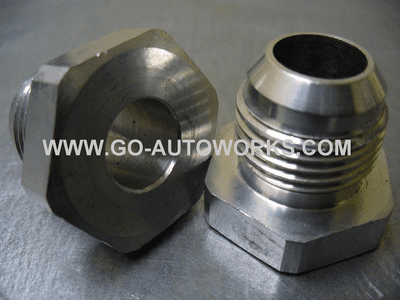 GO-AUTOWORKS AN Weld Fittings