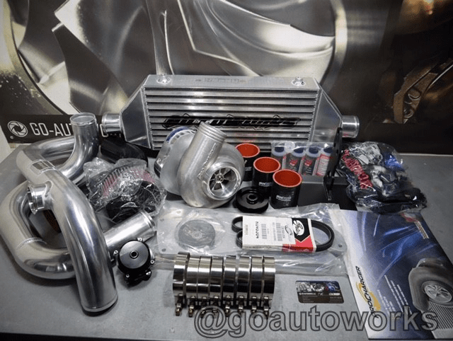 GO-AUTOWORKS B Series C1A Race Supercharger Kit- High Boost