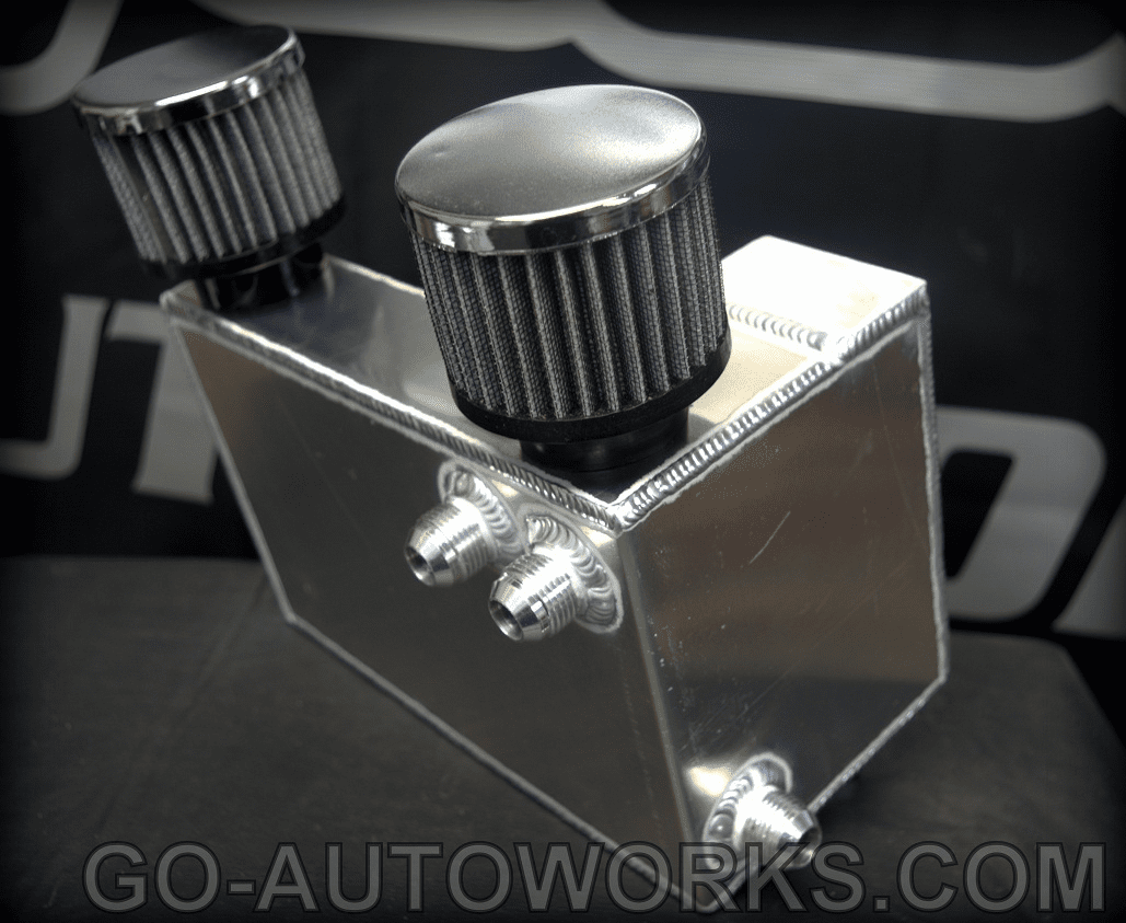 GO-AUTOWORKS Compact Battery Catch Can