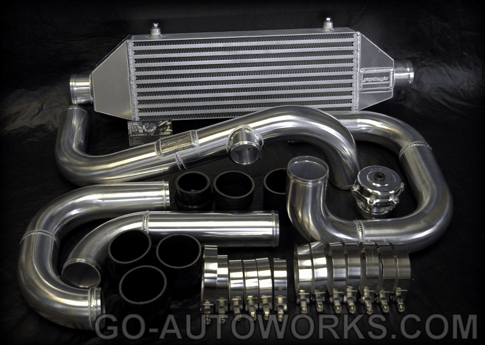 GO-AUTOWORKS Intercoolers & Charge Pipe Kits