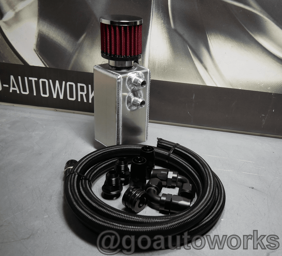 GO-AUTOWORKS S-Can D/B Series Combo V2