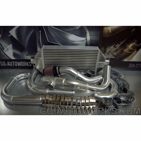 GO-AUTOWORKS S2000 GT Intercooler + Charge Pipe Kit Combo