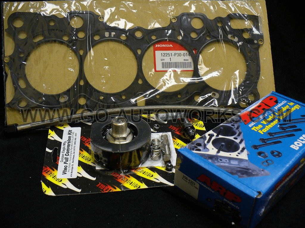 Golden Eagle DOHC VTEC Conversion Kits
