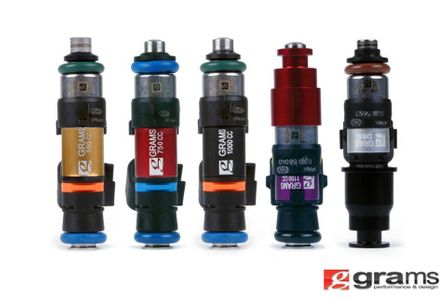 Grams Performance Fuel Injectors
