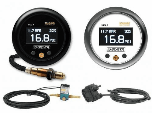 Innovate Motorsports SCG-1 Standalone Wideband & Solenoid Boost Controller Kit