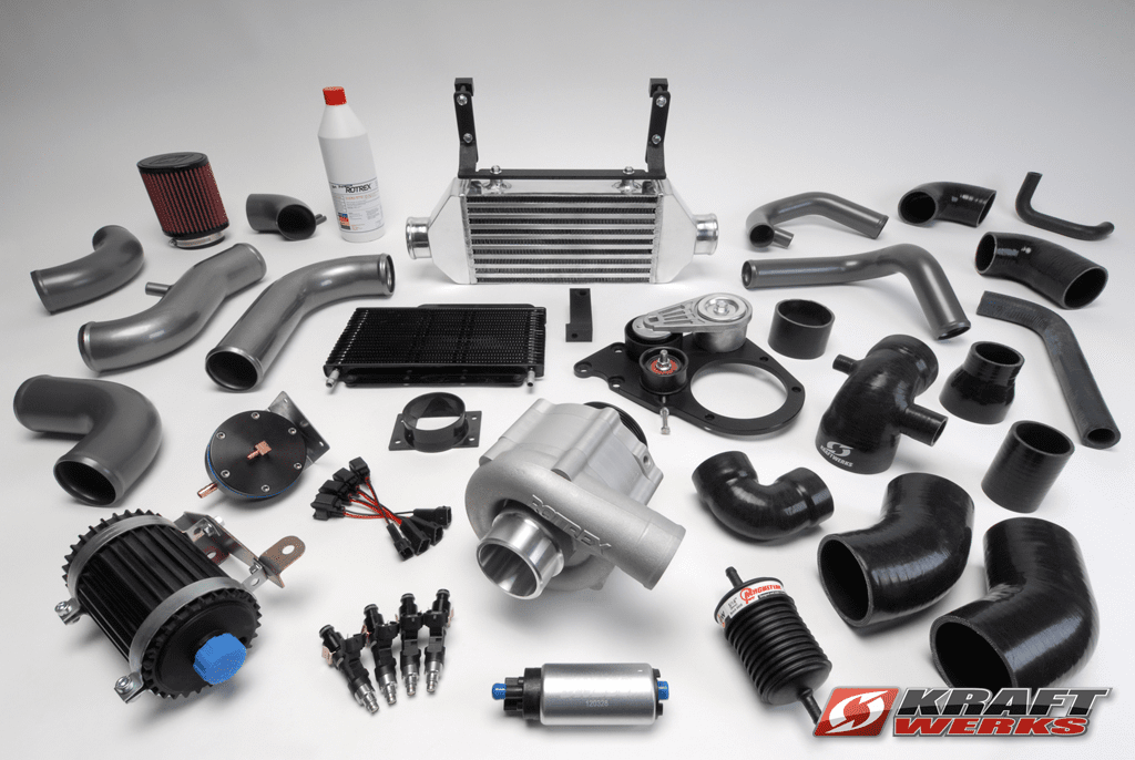 KraftWerks �94-�97 Miata Supercharger Kit